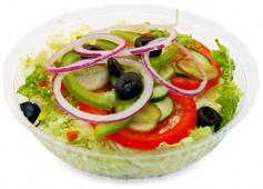 Острый Итальянский салат